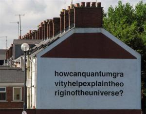 A Belfast mural by English artist Liam Gillick (Wikipedia Commons)