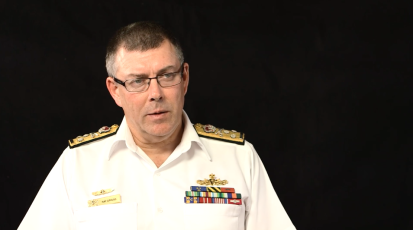 Q1: Interview with Vice Admiral Ray Griggs, RAN