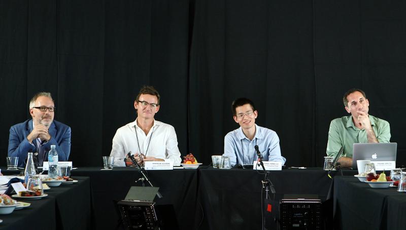 The Q3 Symposium: Quantum Matterpanel