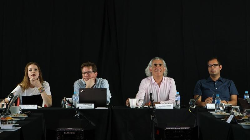 The Q3 Symposium: Quantum Metaphysicspanel