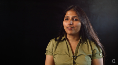 Q3: Interview with Shohini Ghose