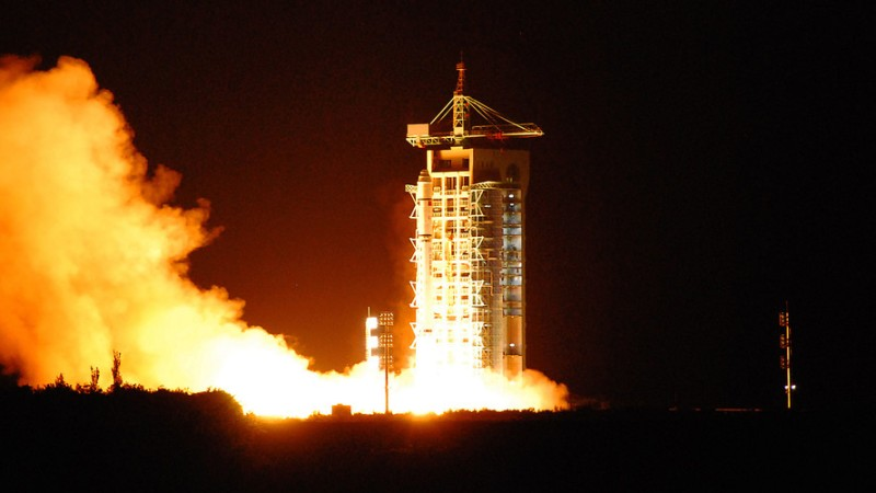 Quantum Leap: China's satellite and the new arms race