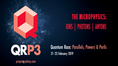 Q5 – The Microphysics: Ions, Photons, Anyons