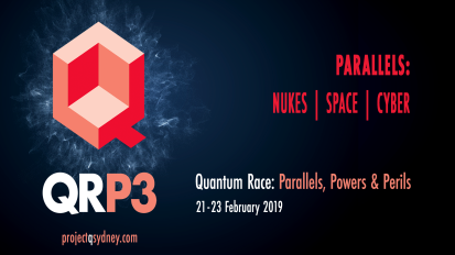Q5 – Parallels: Nukes, Space, Cyber