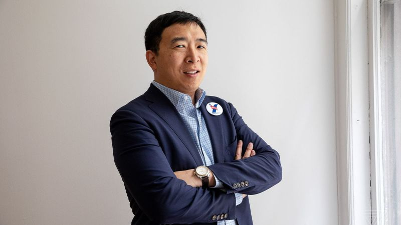 Andrew Yang 2020: Growing American Faith in Techno-Realism